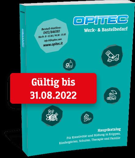 Hauptkatalog OPITEC 2019-21