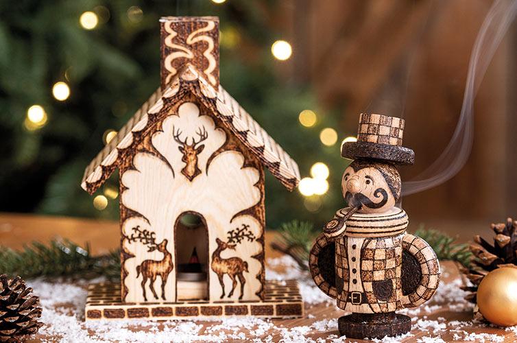 Kit Lavoretti Di Natale.Opitec Fabbisogno Per Attivita Creative Manualita Pittura E Decorazioni Fai Da Te Per Natale
