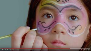 Video sull'utilizzo di colori, pennarelli e mascherine